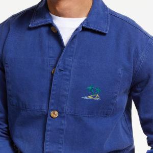 worker jacket maison labiche
