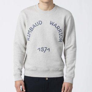 Sweat Rimbaud Marl Grey
