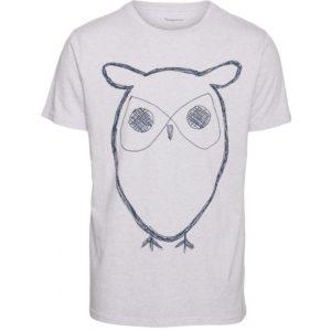 tee alder big owl knowledge cotton apparel