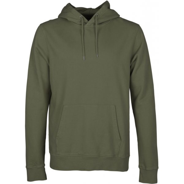 hoodie colorful standard