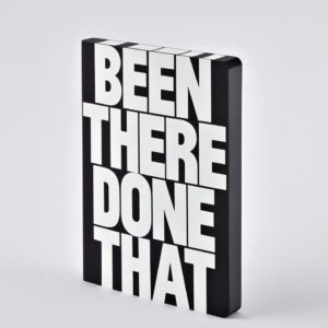 notebook graphic l been there done that