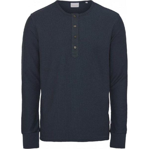 Henley cedar knowledge cotton apparel