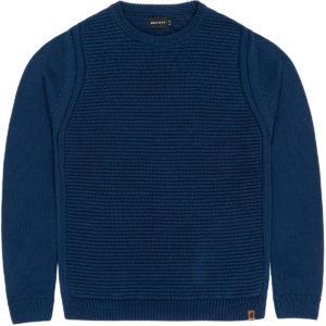 navy ARKAITZ sweater bask in the sun