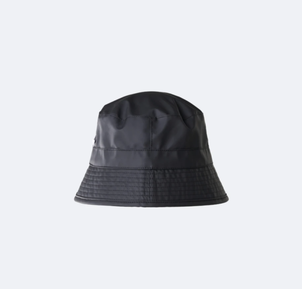 bucket hat black rains
