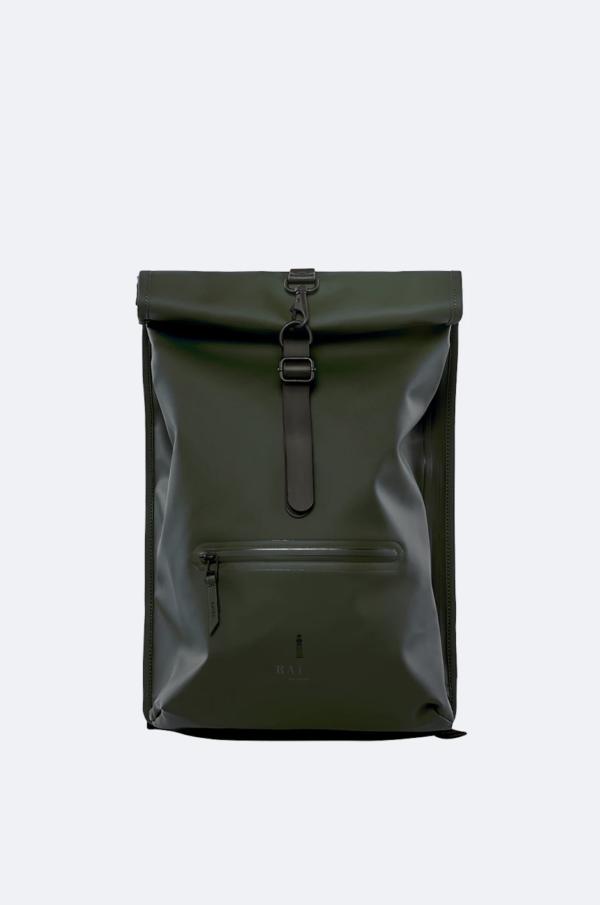 rolltop rucksack rains