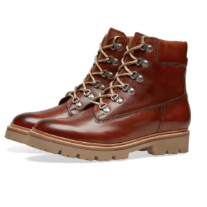 Rutherford Tan Boot grenson