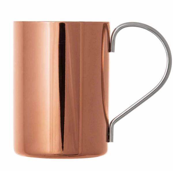 copper mug ginger mule