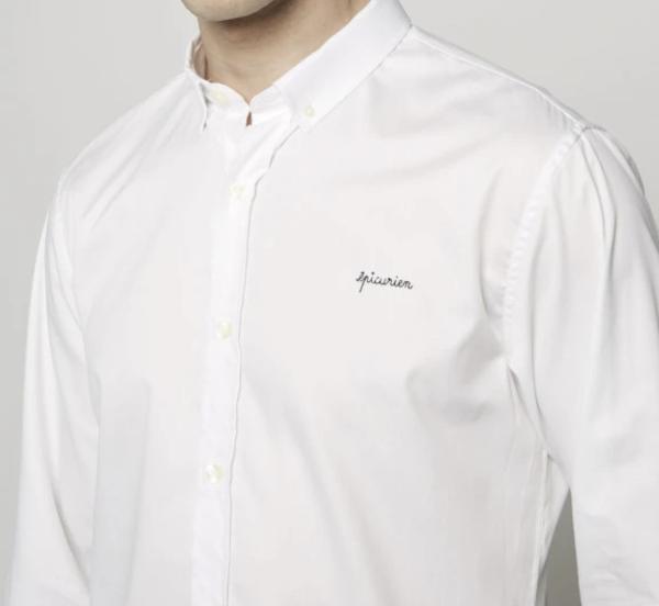 chemise épicurien maison labiche