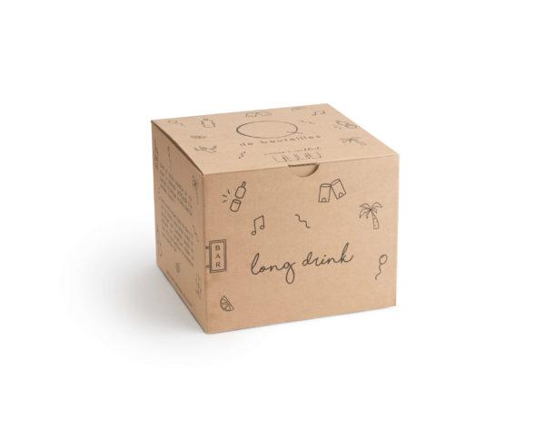 Packaging Long Drink
