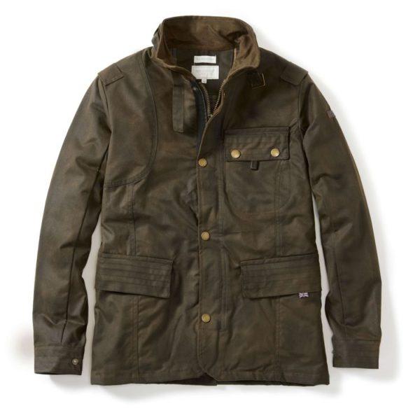 mj bexley jacket brown