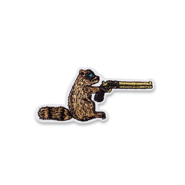 raton flingueur