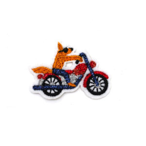 renard motard