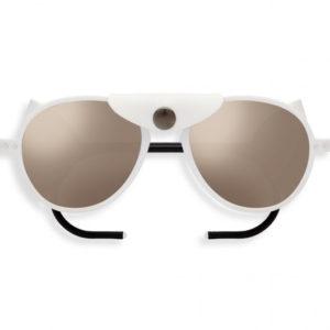 sun glacier plus full white lunettes soleil montagne