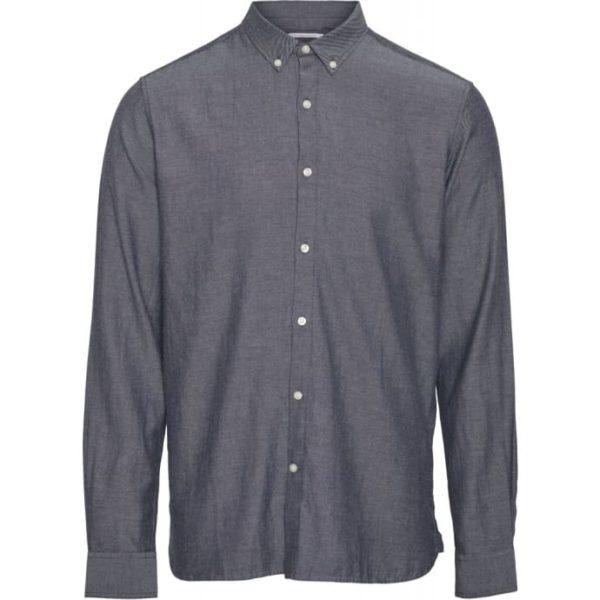 Chemise Elder twill Eclipse knowledge cotton apparel