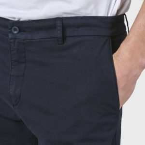Ras twill chino Pants KC Navy x