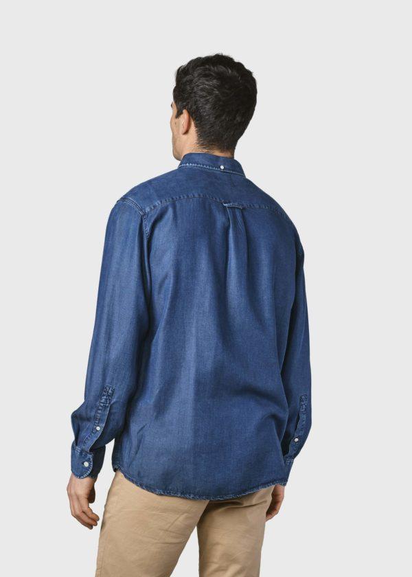 Benjamin chambrey shirt Shirts KC Dark blue x