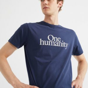 camiseta one humanity