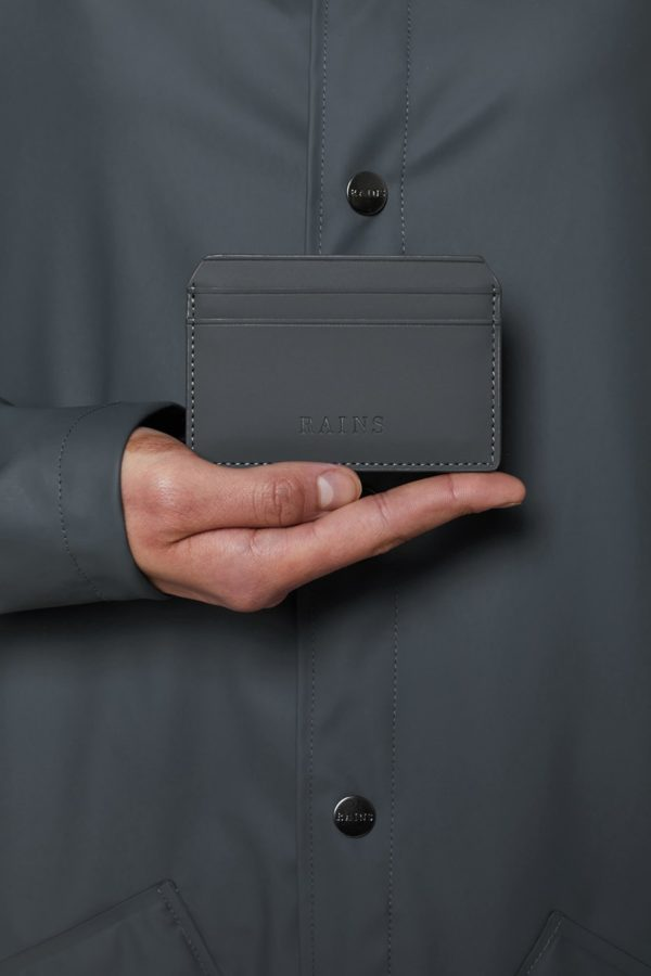 Card Holder Daily Accessories Slate x crop center
