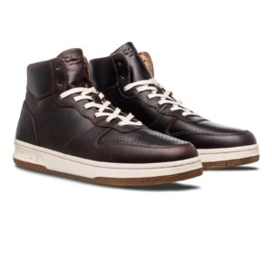 MALONE MID WALRUS BROWN LEATHER CLCMM WSL x