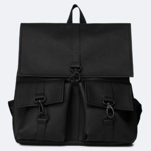 MSN Cargo Bag Backpacks Black x crop center