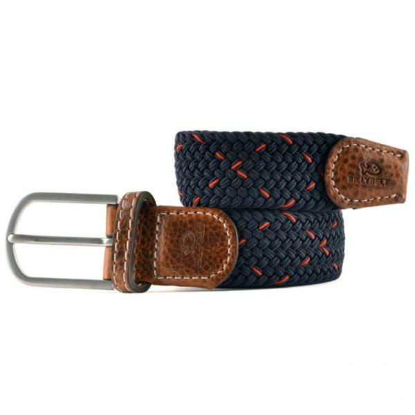 ceinture tressee elastique la denver