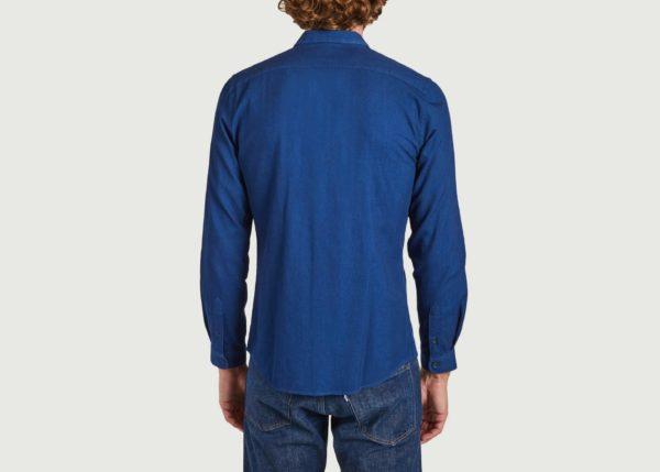 chemise denim
